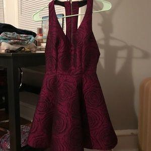 Short Evening Dress by Aqua
